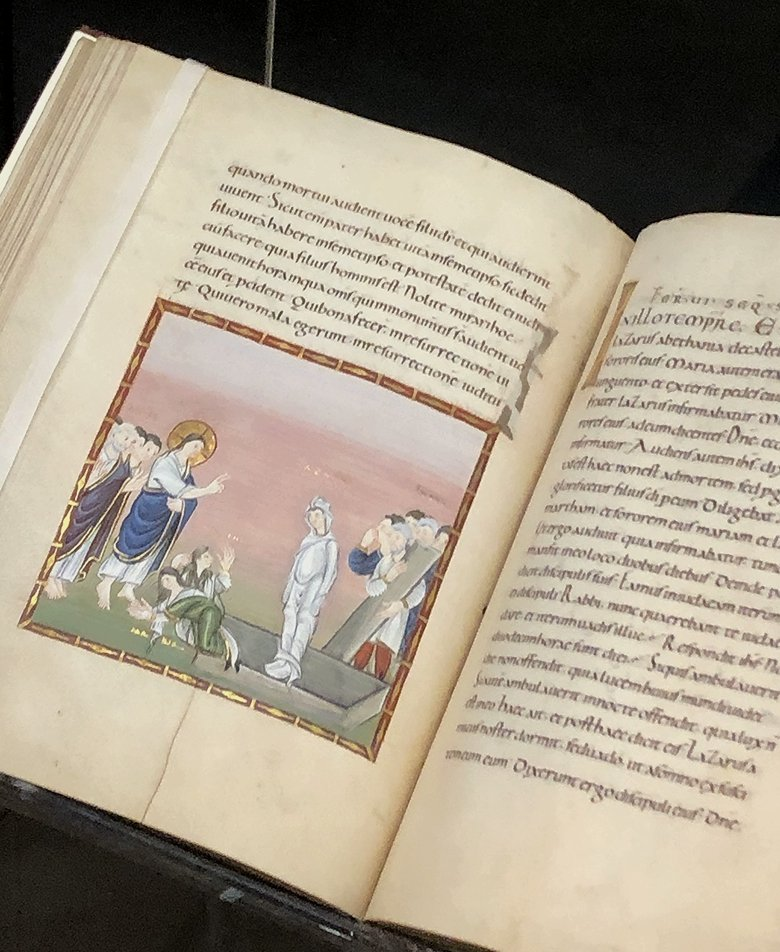 Schatzkammer Trier - Bücherkaffee.de - Der CODEX EGBERTI