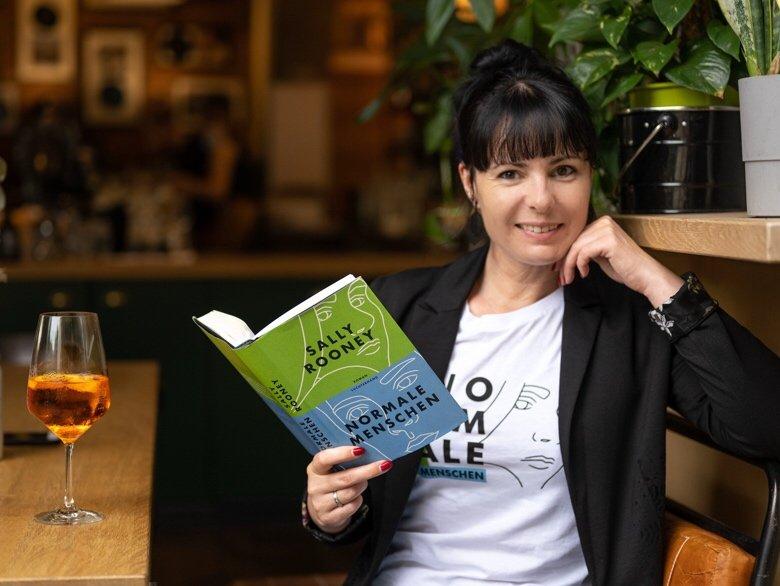 Normale Menschen - Sally Rooney - Luchterhand Verlag