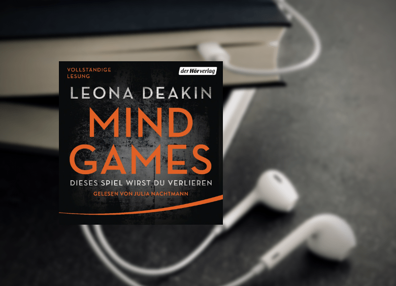 Leona Deakin | Mind Games (Hörbuch) | Buecherkaffee.de