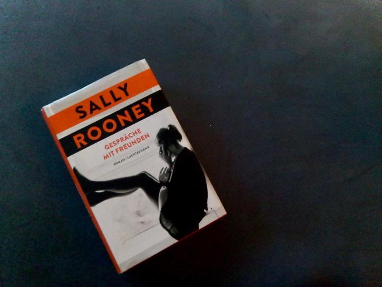 Sally Rooney | Gespräche mit Freunden