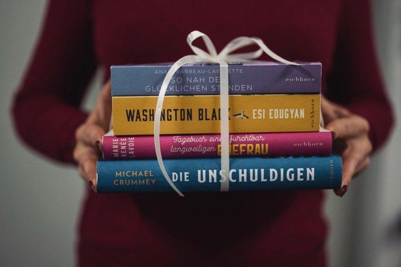 Literatur aus Kanada - Gewinnspiel / Verlosung #eichborncanlit