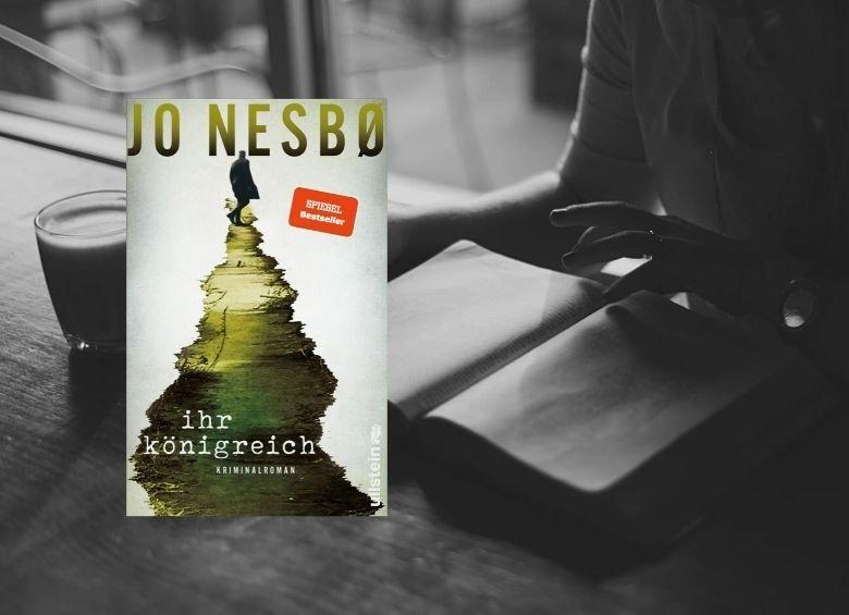 Jo Nesbø | Ihr Königreich - Rezension buecherkaffee.de