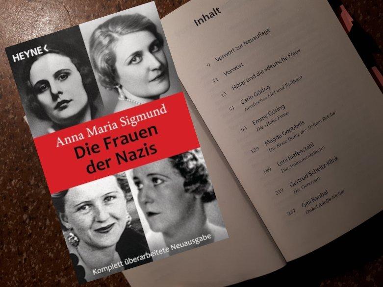 Anna Maria Sigmund: Die Frauen der Nazis - Rezension buecherkaffee.de