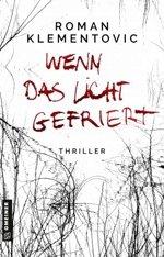 Wenn das Licht gefriert Book Cover