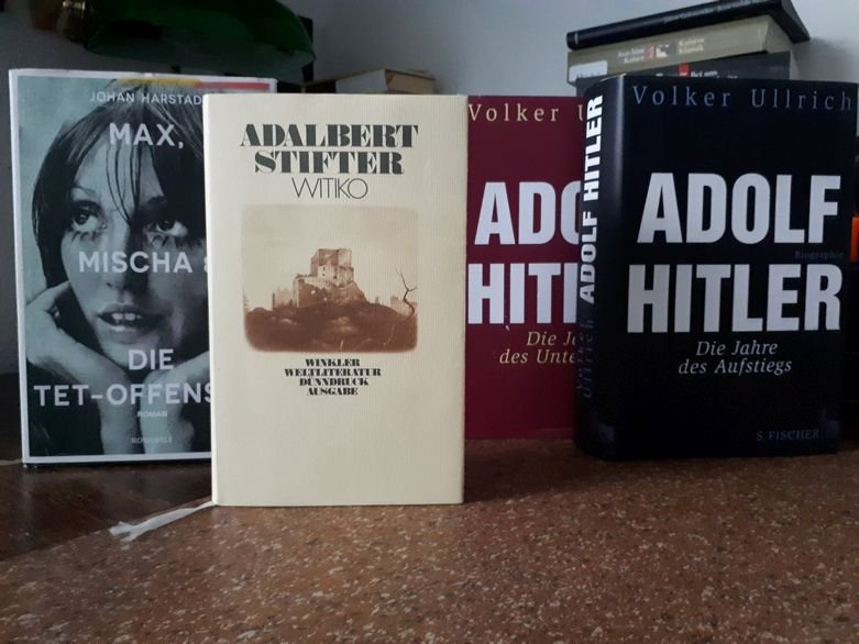 Bücher gegen das Vergessen - Lesejahr 2020 - buecherkaffee.de