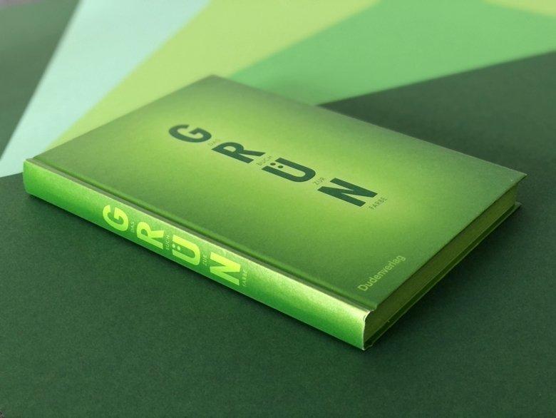 Cover: GRÜN. Das Buch zur Farbe | Duden Verlag