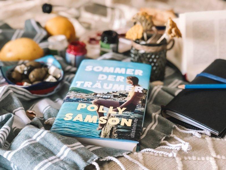 Cover: Polly Samson | Sommer der Träumer