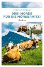 Drei Morde für die Mörder-Mitzi Book Cover