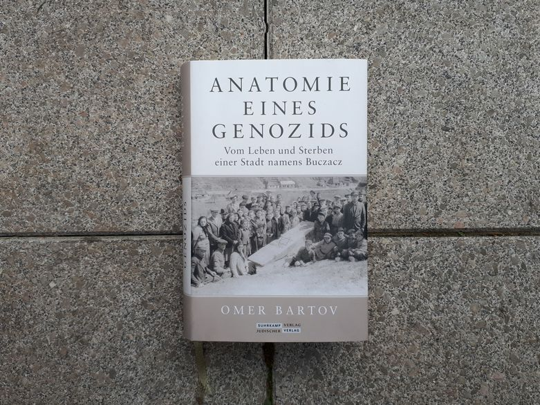 Omer Bartov - Anatomie eines Genozids - Rezension buecherkaffee.de
