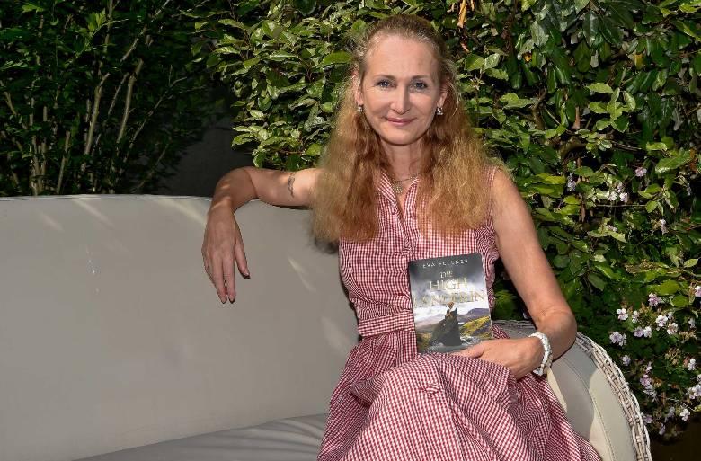 Autorin Eva Fellner - Die Highlanderin - Aufbau Verlag