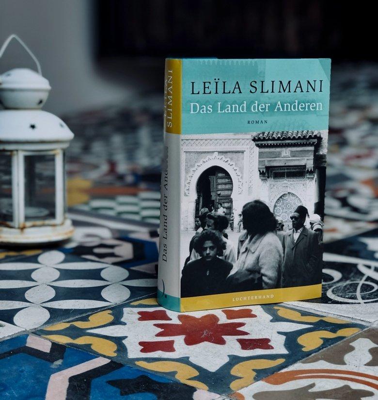 Leïla Slimani | Das Land der Anderen (inkl. Verlosung)